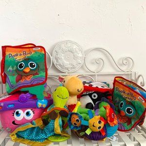 Lamaze baby items lot 7 pc
